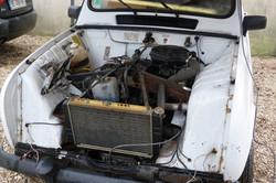 Moteur - Boite Renault 4L 956 cm 3 (4)