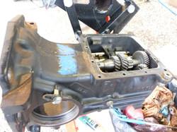 Moteur - Boite Renault 4L 956 cm 3 (43)