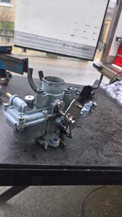 Moteur - Boite Renault 4L 956 cm 3 (100)