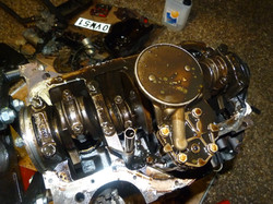Moteur - Boite Renault 4L 956 cm 3 (52)