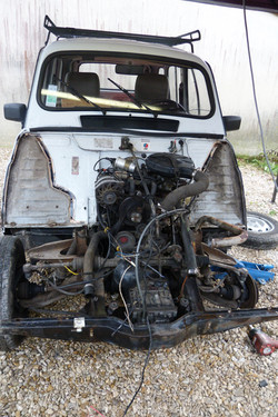 Moteur - Boite Renault 4L 956 cm 3 (8)