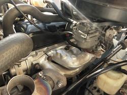 Moteur - Boite Renault 4L 956 cm 3 (154)