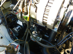 Moteur - Boite Renault 4L 956 cm 3 (157)