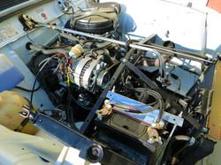 Moteur - Boite Renault 4L 956 cm 3 (145)