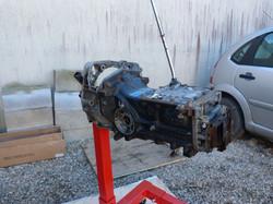 Moteur - Boite Renault 4L 956 cm 3 (32)