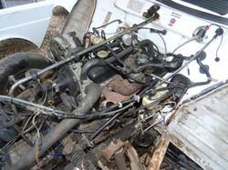 Moteur - Boite Renault 4L 956 cm 3 (10)