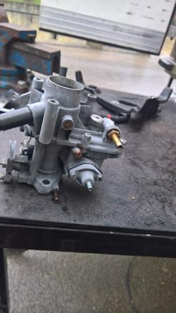 Moteur - Boite Renault 4L 956 cm 3 (99)