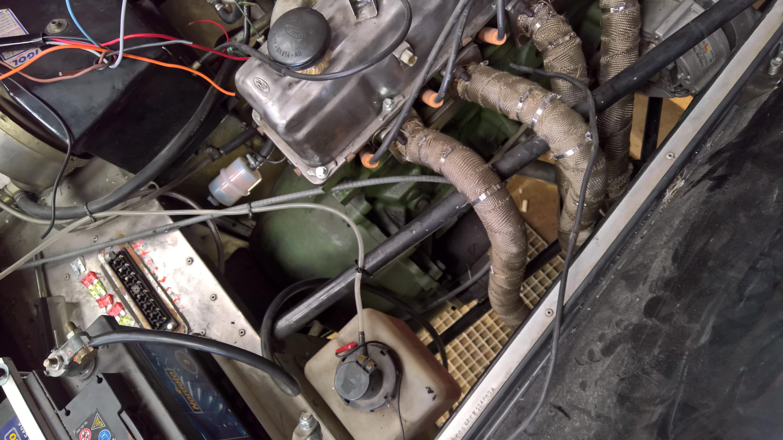 Faisceau compartiment moteur (11)