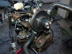 Moteur - Boite Renault 4L 956 cm 3 (29)