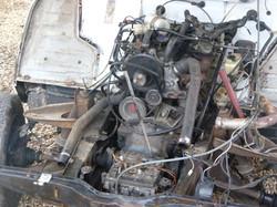 Moteur - Boite Renault 4L 956 cm 3 (15)