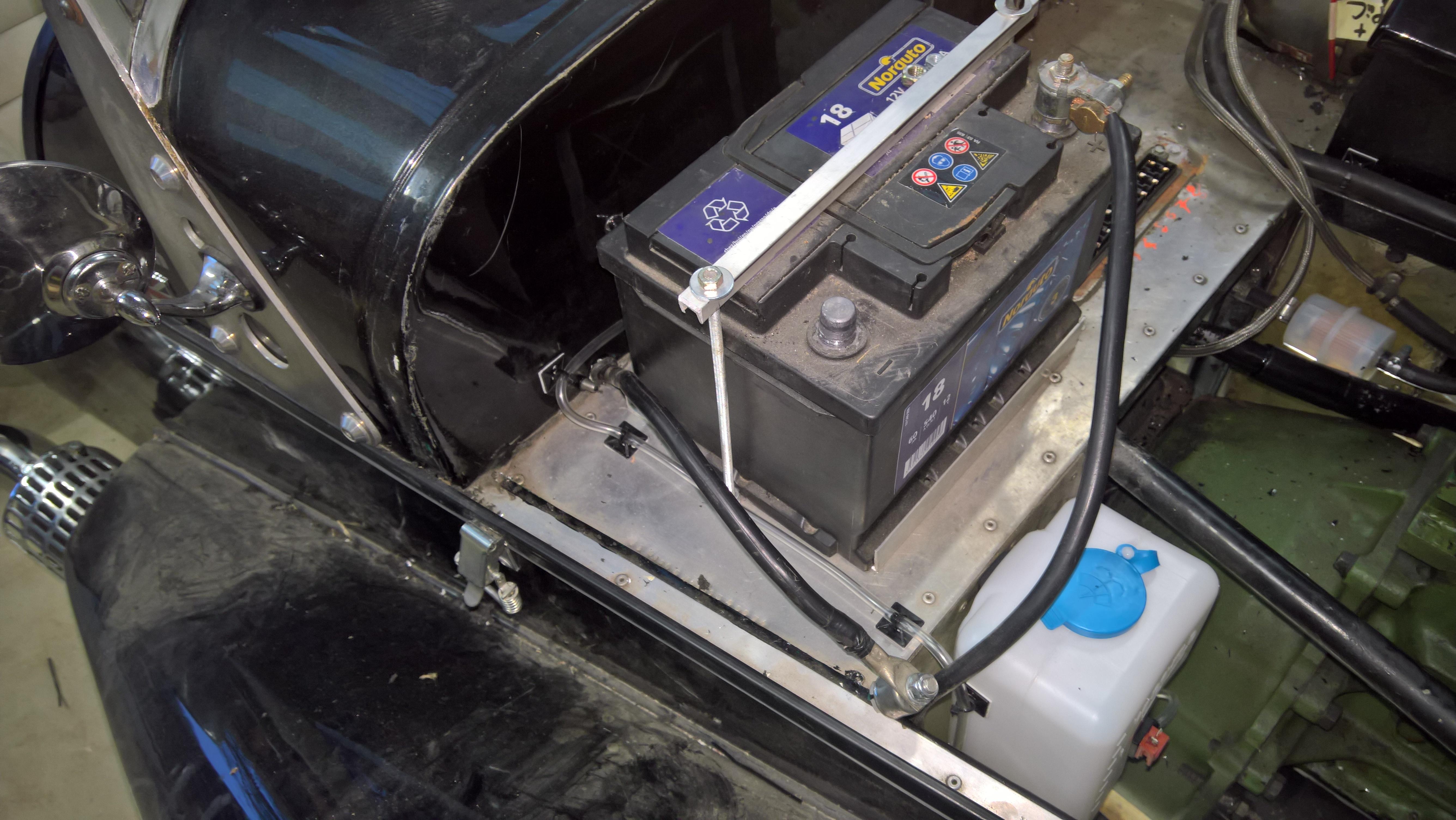 Faisceau compartiment moteur (15)