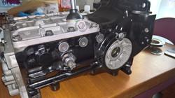 Moteur - Boite Renault 4L 956 cm 3 (91)
