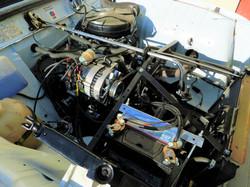 Moteur - Boite Renault 4L 956 cm 3 (146)