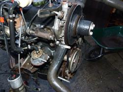 Moteur - Boite Renault 4L 956 cm 3 (30)