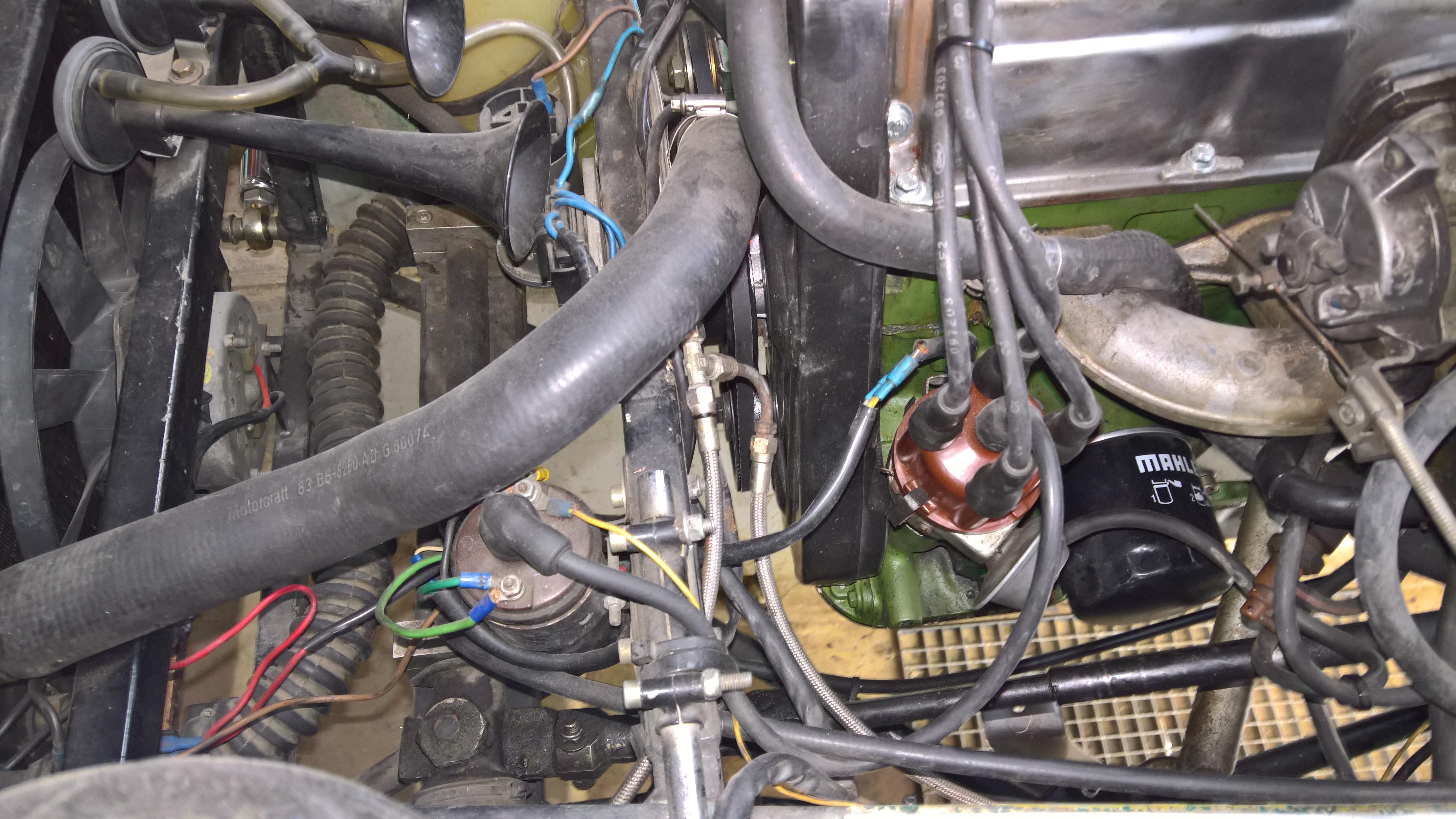 Faisceau compartiment moteur (6)