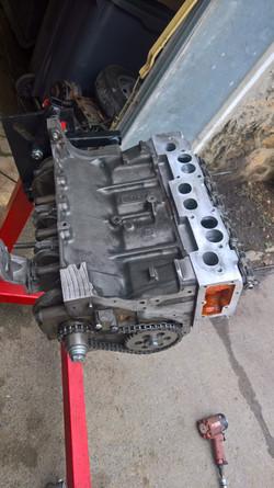 Moteur - Boite Renault 4L 956 cm 3 (124)