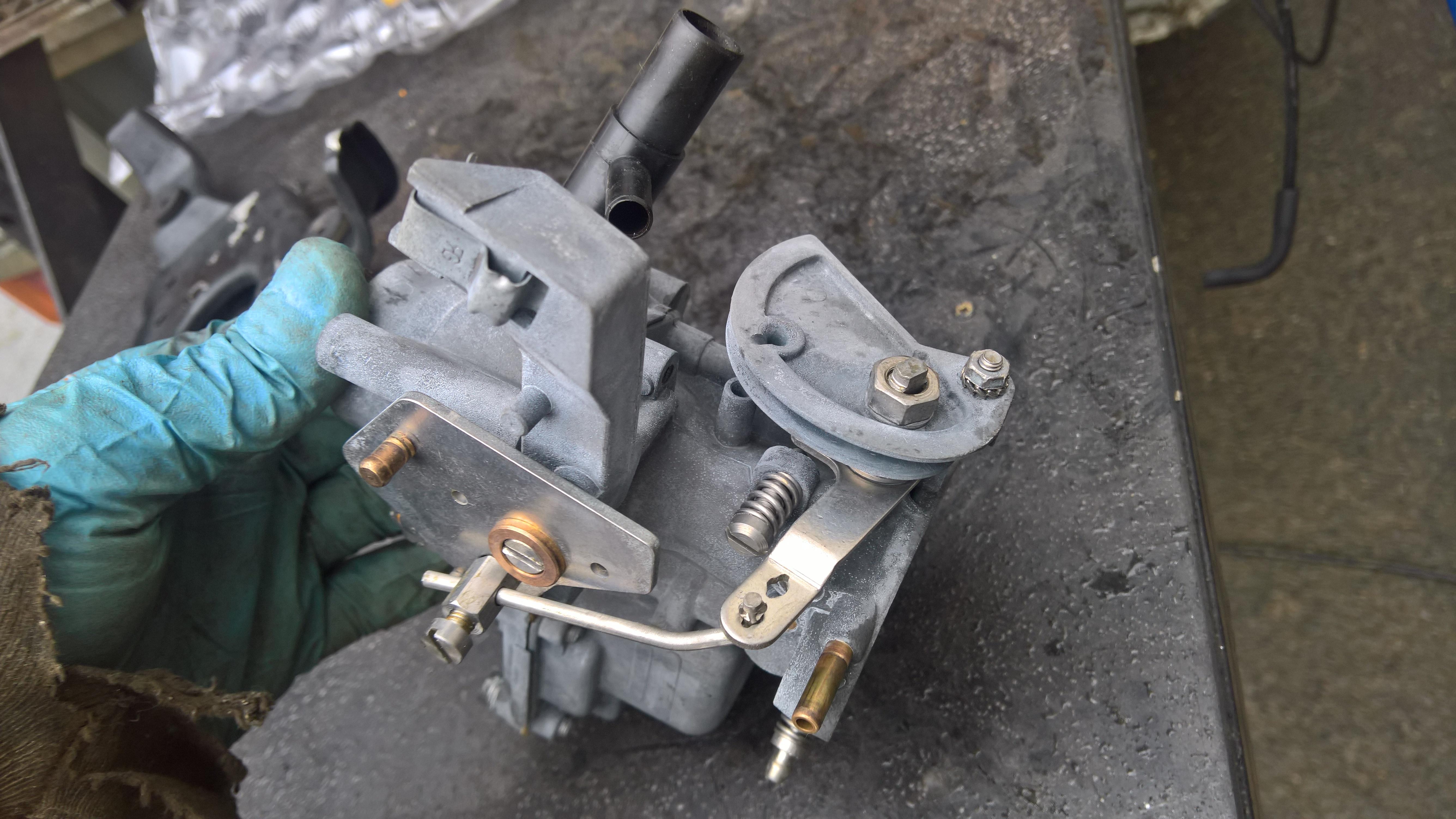 Moteur - Boite Renault 4L 956 cm 3 (98)