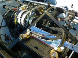 Moteur - Boite Renault 4L 956 cm 3 (160)