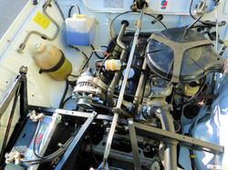 Moteur - Boite Renault 4L 956 cm 3 (151)