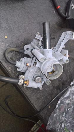Moteur - Boite Renault 4L 956 cm 3 (97)