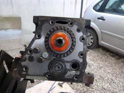 Moteur - Boite Renault 4L 956 cm 3 (37)