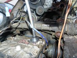 Moteur - Boite Renault 4L 956 cm 3 (13)