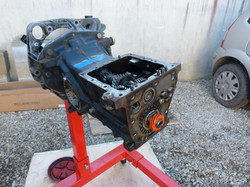 Moteur - Boite Renault 4L 956 cm 3 (34)