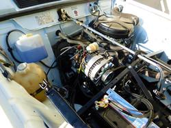 Moteur - Boite Renault 4L 956 cm 3 (159)