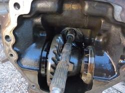 Moteur - Boite Renault 4L 956 cm 3 (36)