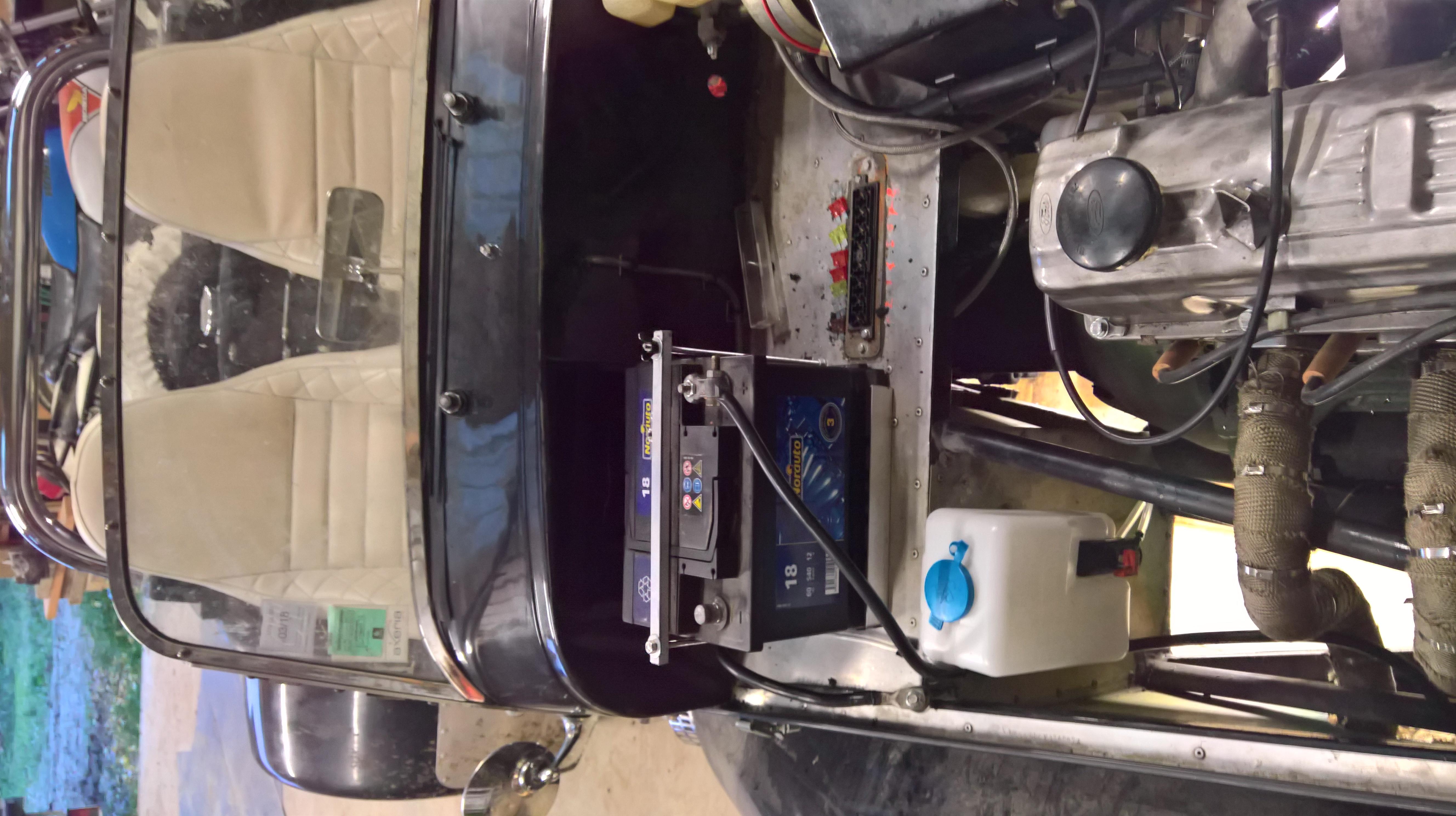 Faisceau compartiment moteur (14)