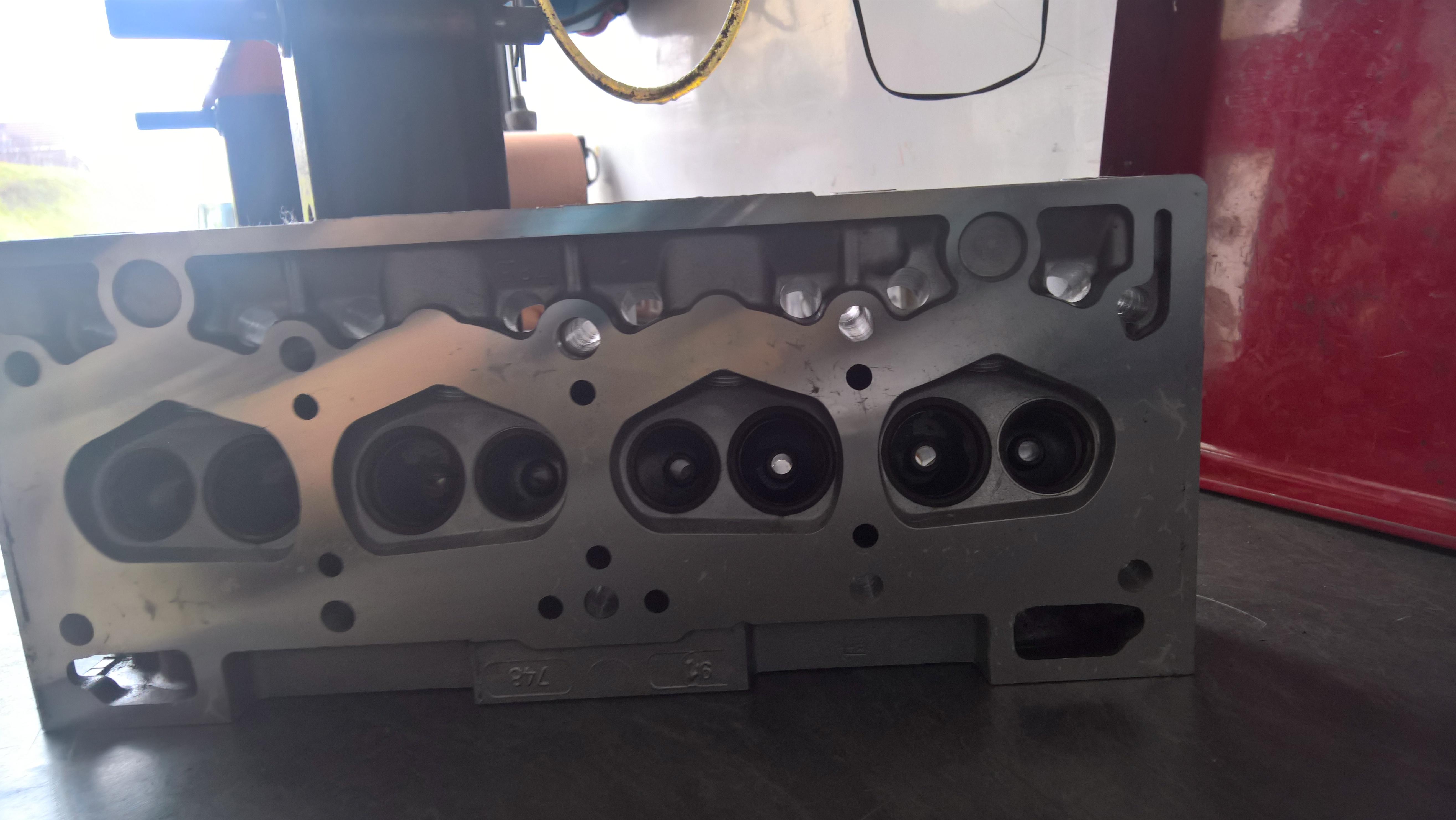 Moteur - Boite Renault 4L 956 cm 3 (106)