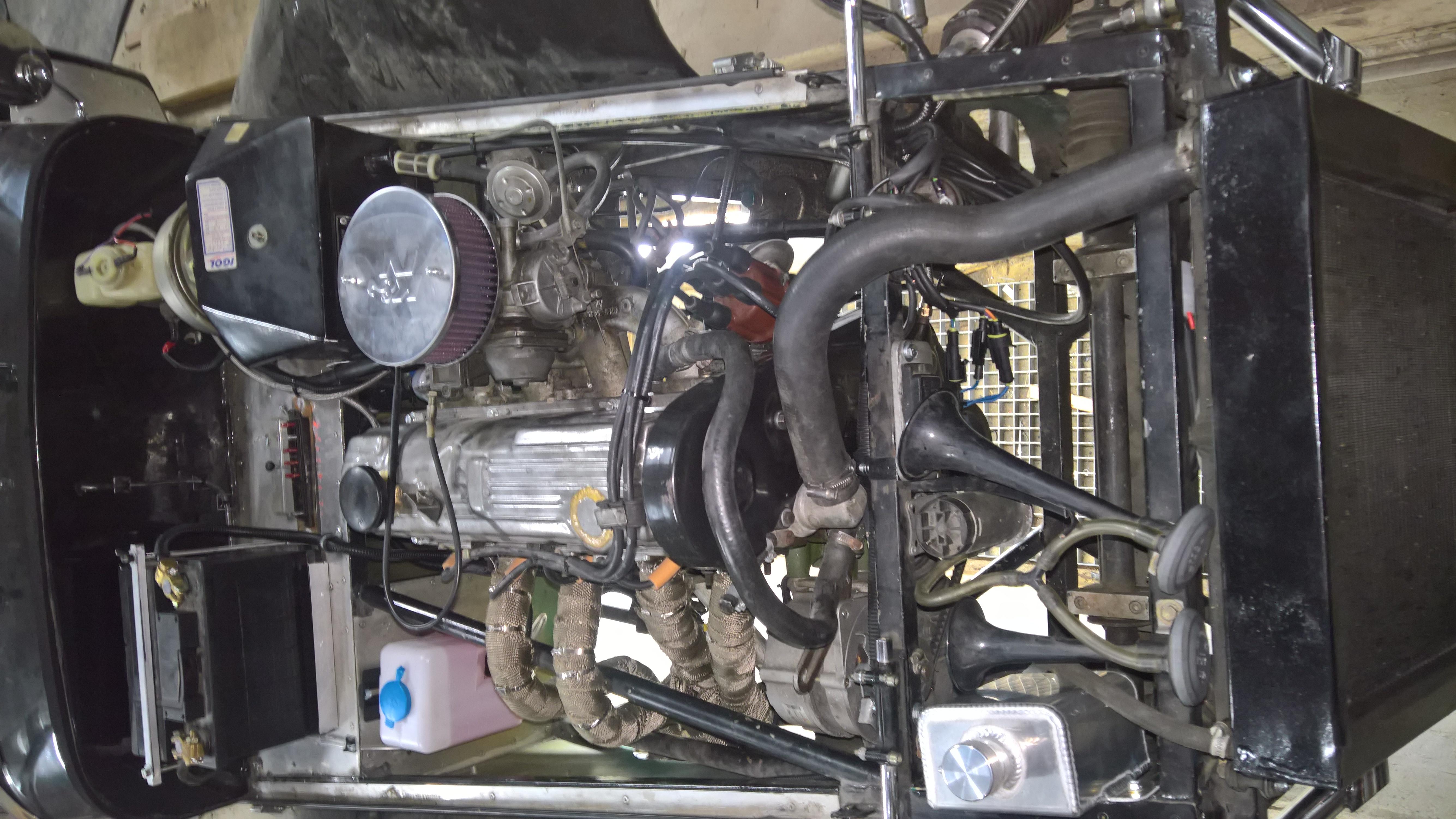 Faisceau compartiment moteur (27)