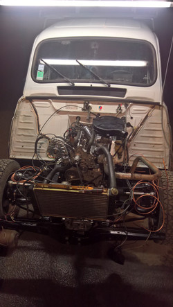 Moteur - Boite Renault 4L 956 cm 3 (141)
