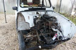 Moteur - Boite Renault 4L 956 cm 3 (7)