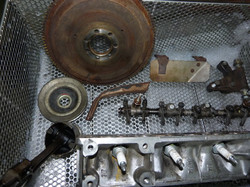 Moteur - Boite Renault 4L 956 cm 3 (71)