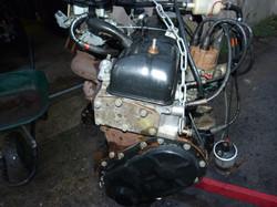 Moteur - Boite Renault 4L 956 cm 3 (27)
