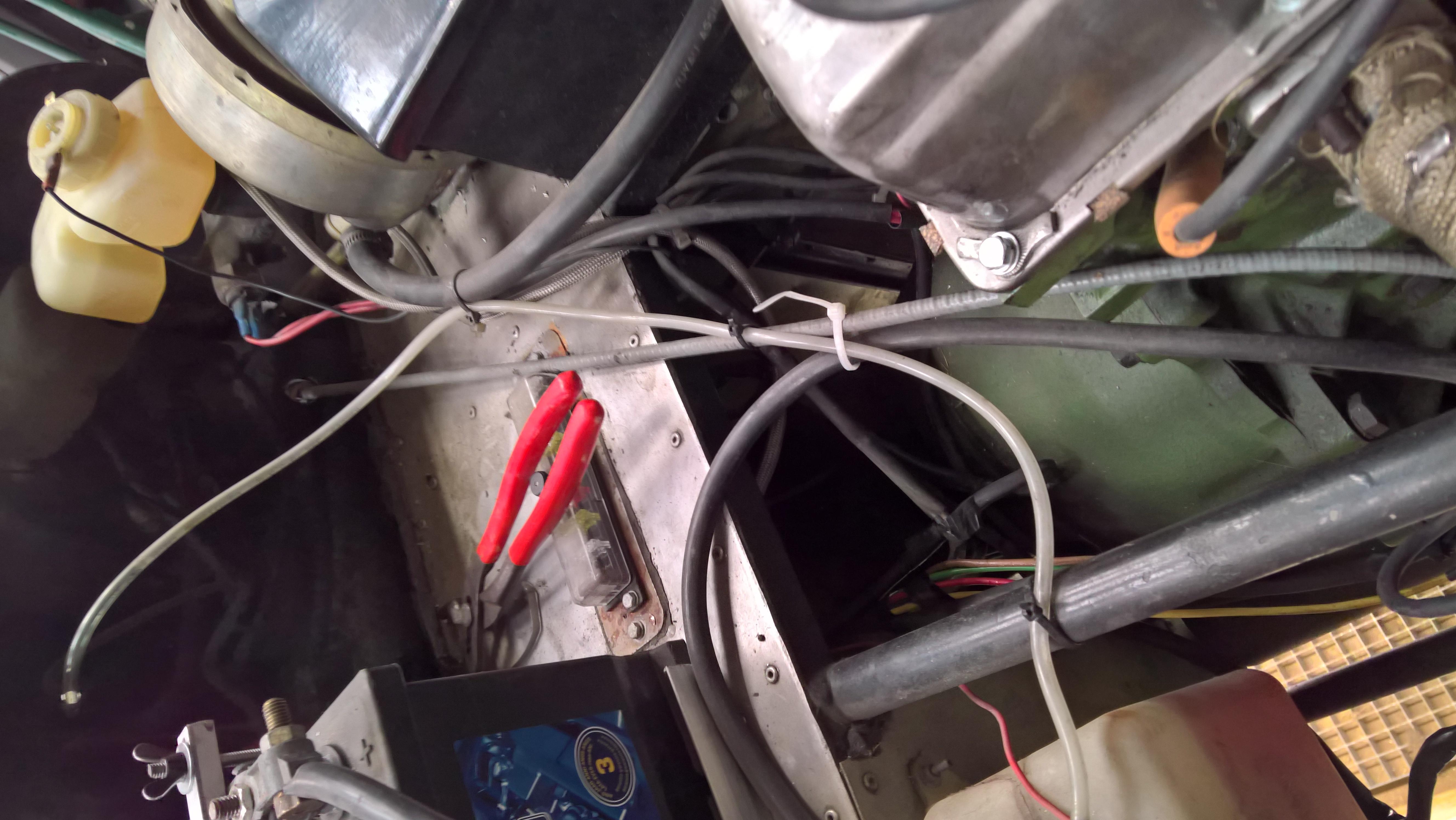 Faisceau compartiment moteur (5)