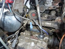 Moteur - Boite Renault 4L 956 cm 3 (12)