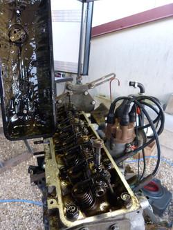 Moteur - Boite Renault 4L 956 cm 3 (48)
