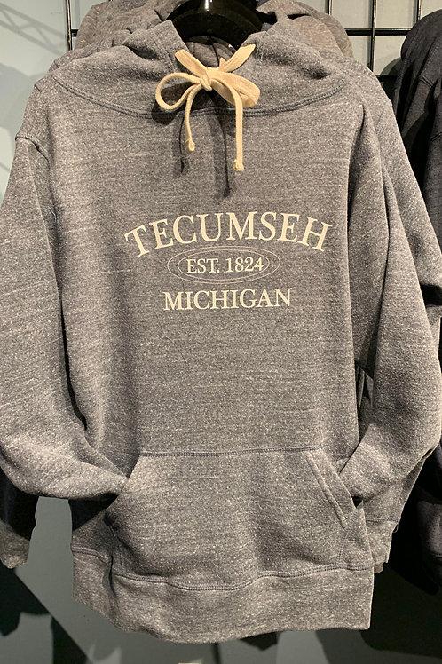 Ladies Hooded Tecumseh Sweat
