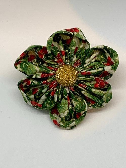 Flower for collar