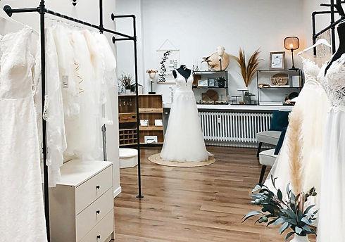 Brautmodengeschäft Saarbrücken