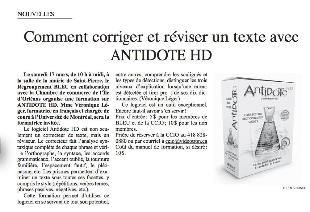 2010-Bleu et Antidote HD