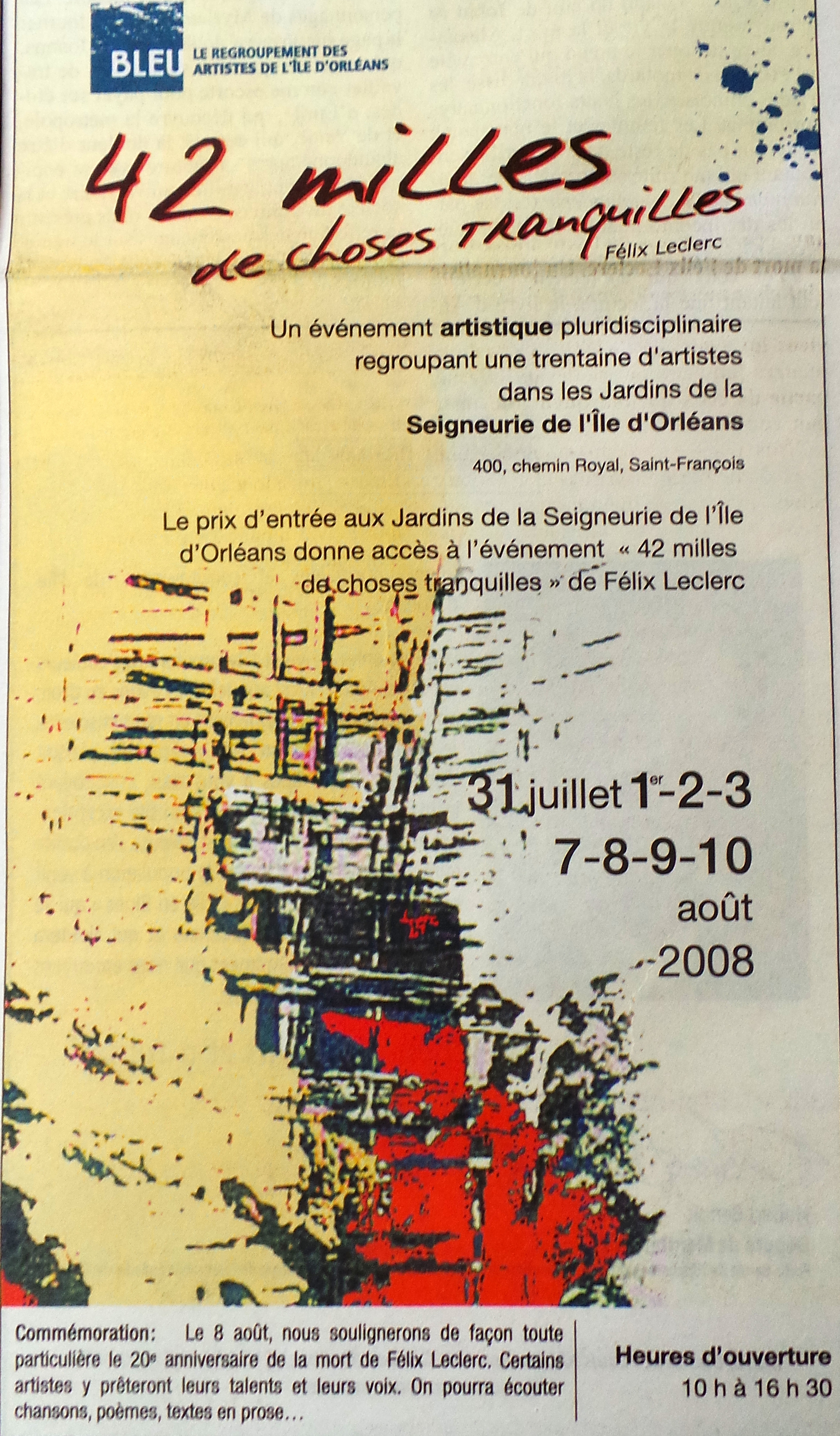 2008 1er collectif