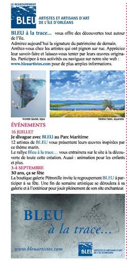 2011_Bleu_à_la_trace-Édition_touristique_Bleu