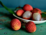 Freshly picked Taiwanese fruits