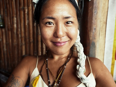 Portraits, nomads, and travel.