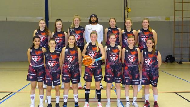 Diamonds Oberliga Team 2020-21