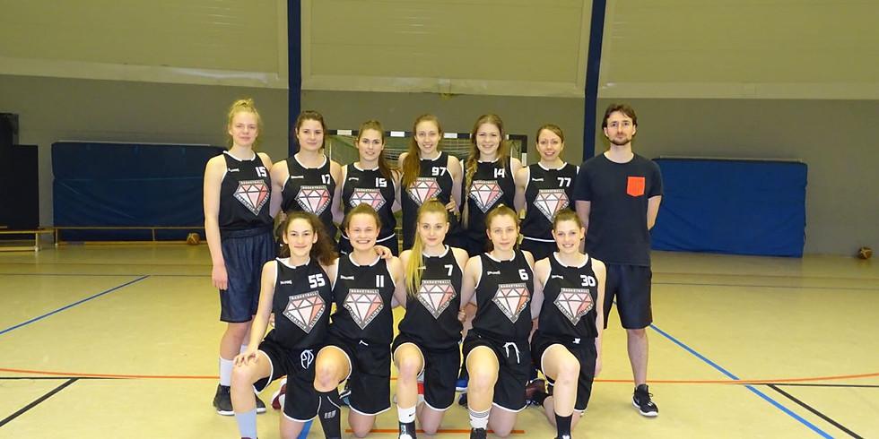 2. Heimspiel unserer Diamonds gegen die BSG Baskets Ludwigsburg