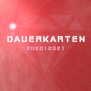 Dauerkarten 2020/21